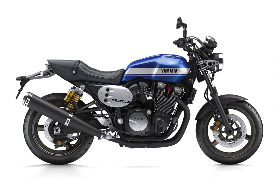 Yamaha Xjr 1300 Vs Triumph Thruxton 1200 R